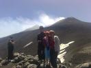 Sicilia - Catania  sopka Etna 2009